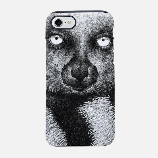 Ring-tailed Lemur iPhone 7 Tough Case