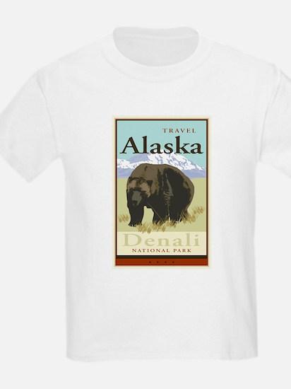 Travel Alaska T-Shirt