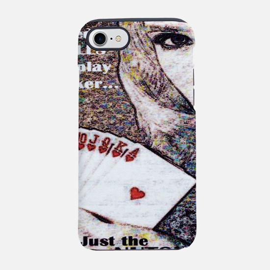 shirt_JustTheNuts-front.png iPhone 7 Tough Case