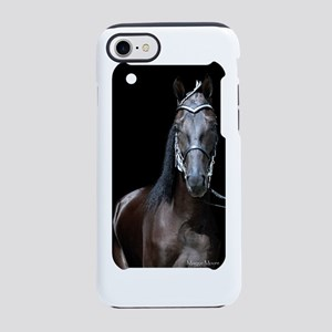black_441_iphone iPhone 7 Tough Case