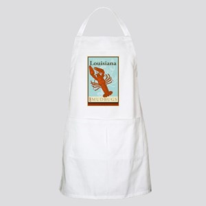 Travel Louisiana BBQ Apron