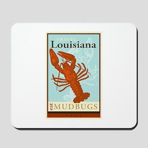 Travel Louisiana Mousepad