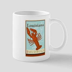 Travel Louisiana Mug