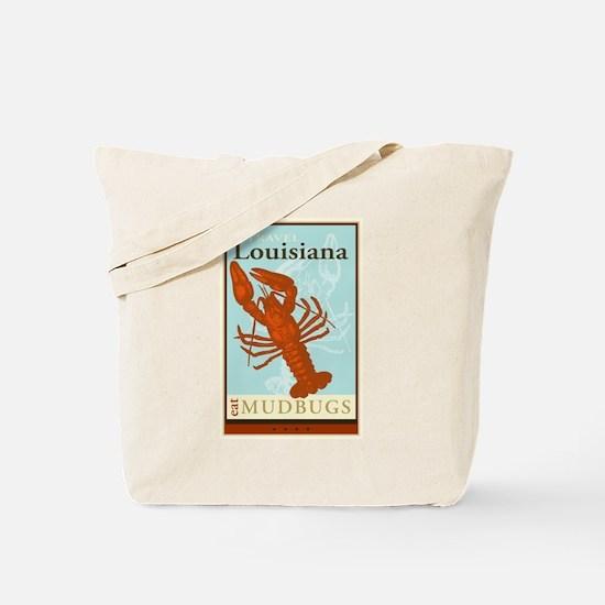 Travel Louisiana Tote Bag