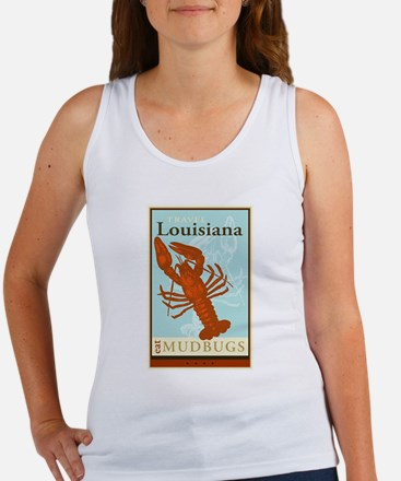 Travel Louisiana Women's Tank Top