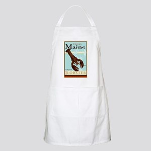 Travel Maine BBQ Apron