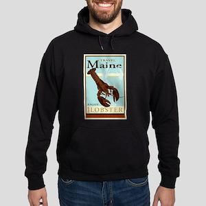 Travel Maine Hoodie (dark)
