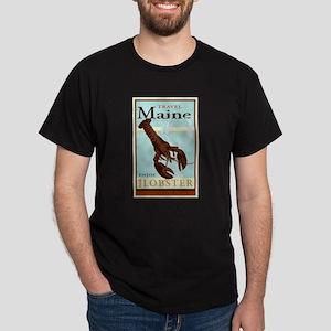 Travel Maine Dark T-Shirt