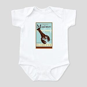 Travel Maine Infant Bodysuit