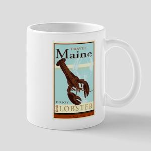 Travel Maine Mug