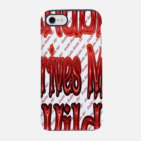 Bottle_WildAnubis.png iPhone 7 Tough Case