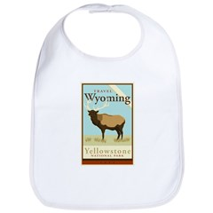 Travel Wyoming Bib