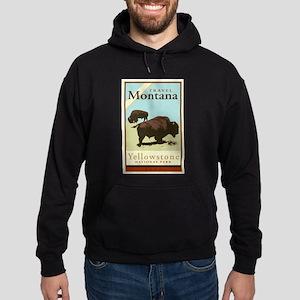 Travel Montana Hoodie (dark)