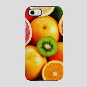 Citrus Fruits iPhone 7 Tough Case