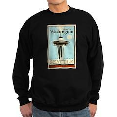 Travel Washington Sweatshirt (dark)