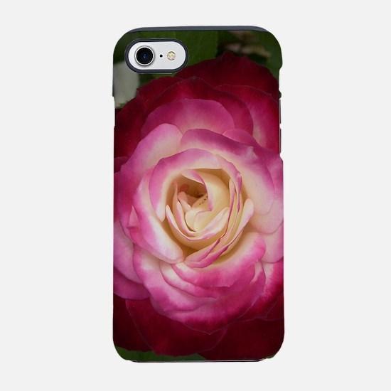 rose441.png iPhone 7 Tough Case