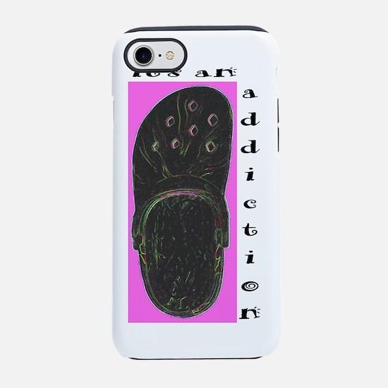 addiction.jpg iPhone 7 Tough Case