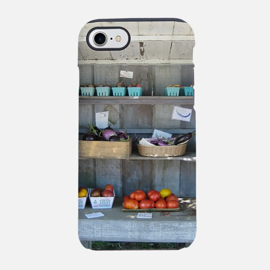 Marilee tomatoes iPhone 7 Tough Case