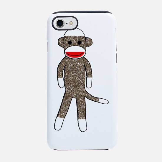 sockmonkey-03_Jess.png iPhone 7 Tough Case