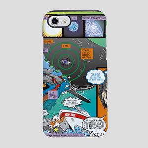 AQUA-MARINES iPhone 7 Tough Case
