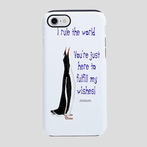 PengRulerBottle iPhone 7 Tough Case