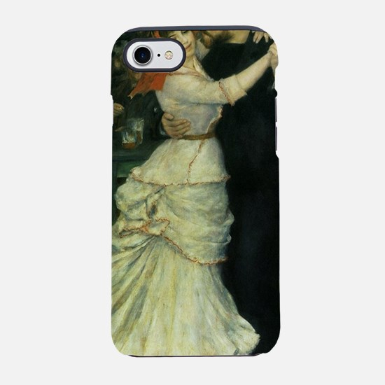 Dance at Bougival by Renoir iPhone 7 Tough Case
