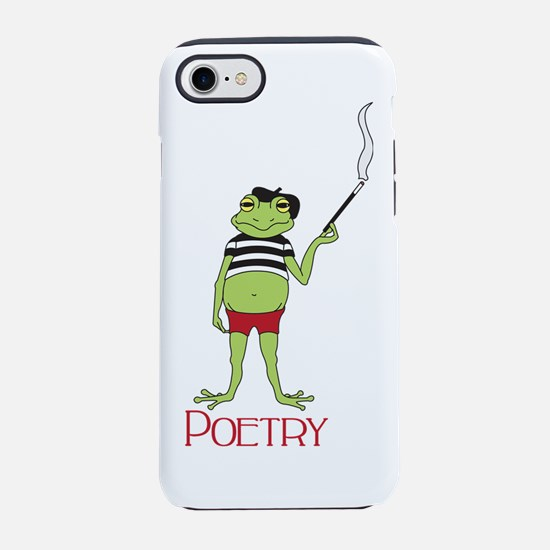 Poetry iPhone 7 Tough Case