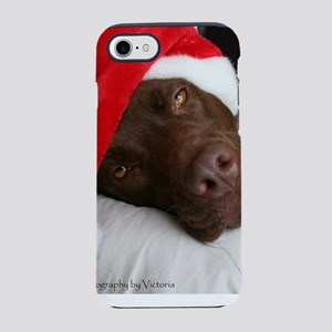 MerryLittleChristmasLexi iPhone 7 Tough Case