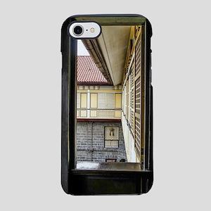 Casa Manila Courtyard Window iPhone 7 Tough Case