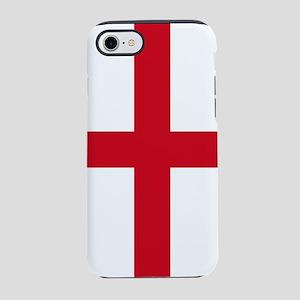 England Flag iPhone 7 Tough Case