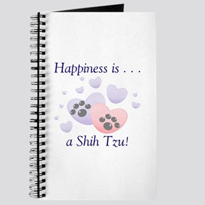 Happiness is...a Shih Tzu Journal