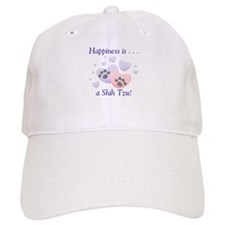 Happiness is...a Shih Tzu Cap