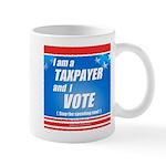 Taxpayer says STOP! Mug