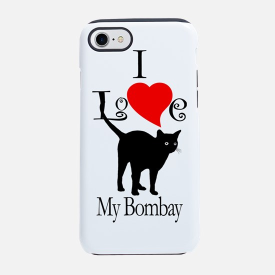 bombay.png iPhone 7 Tough Case