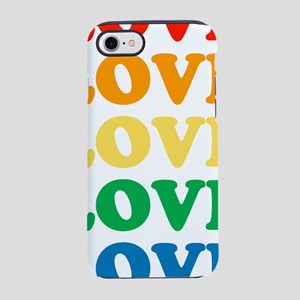 loveloverainbow iPhone 7 Tough Case