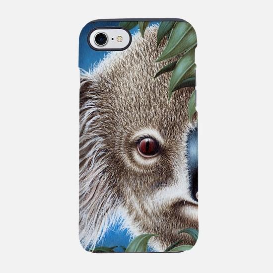 Curios Koala iPhone 7 Tough Case