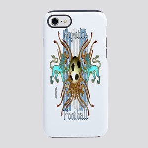 Bottle_ArgentineGold iPhone 7 Tough Case