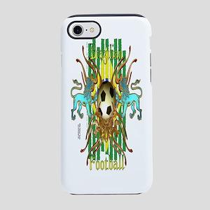 Bottle_BrazilianGold iPhone 7 Tough Case