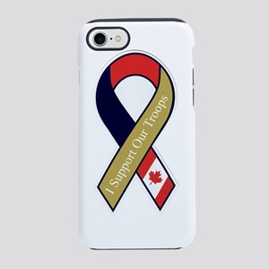 troops-3 iPhone 7 Tough Case