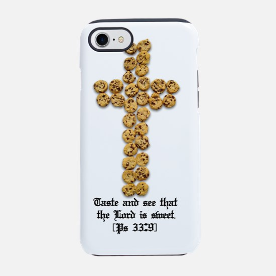 Crucifix 3 - Cookies.png iPhone 7 Tough Case