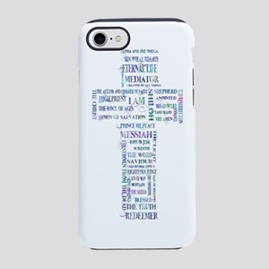 jesus cross 15 iPhone 7 Tough Case