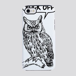 Irritable Owl Syndrome iPhone 7 Tough Case