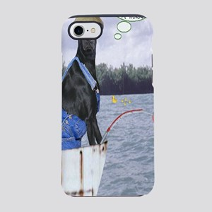 rufus working 12 x 20 iPhone 7 Tough Case
