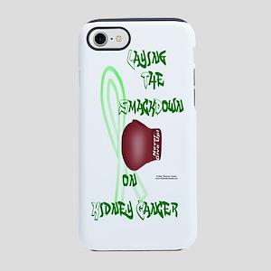 KidneyCancerBottle iPhone 7 Tough Case