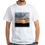 Sunrise 0057 White T-Shirt