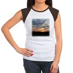 Sunrise 0057 Women's Cap Sleeve T-Shirt