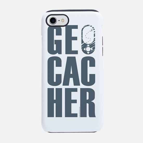 geo-geotall-shirtlight.png iPhone 7 Tough Case