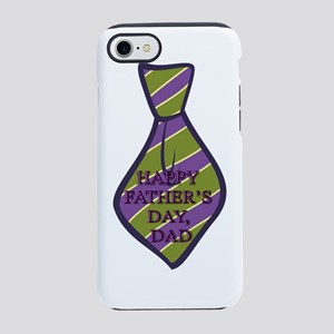 FATHERS DAY TIE iPhone 7 Tough Case