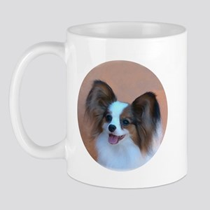 Sable Papillon Head Mug