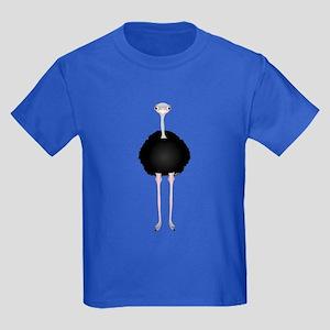 Ostrich Kids Dark T-Shirt